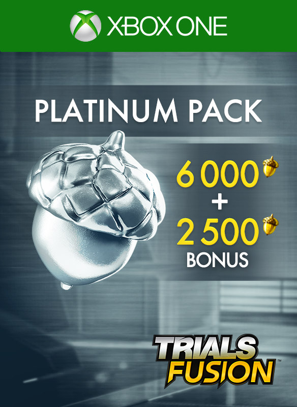 Trials Fusion Platinum Pack
