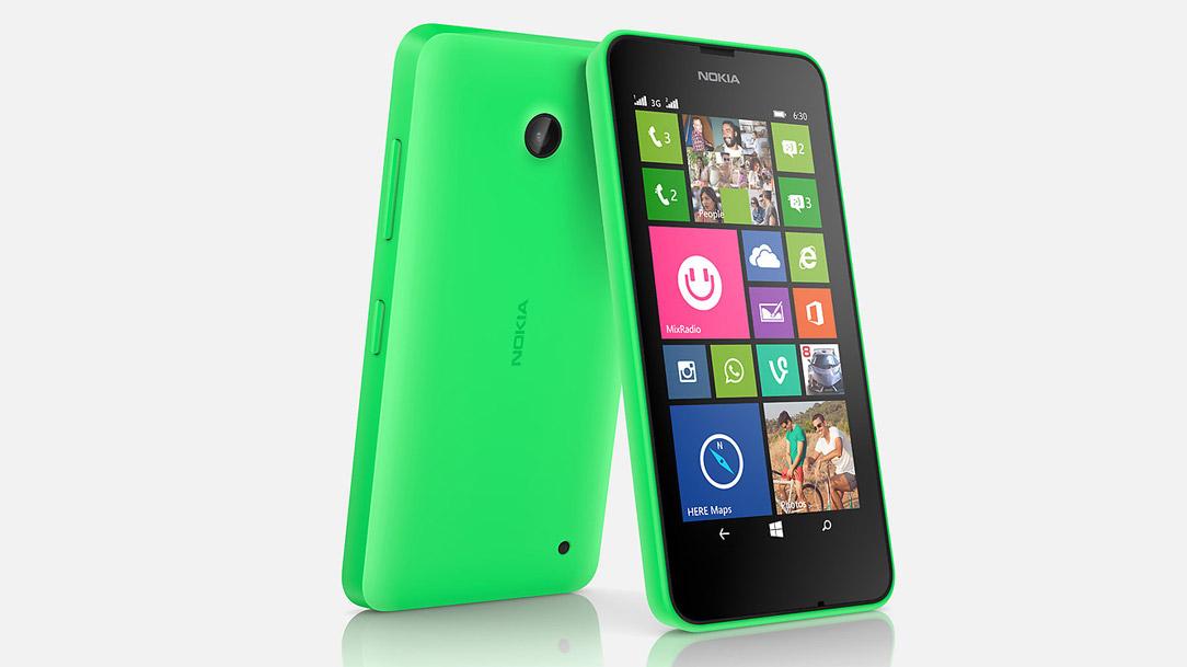 Nokia Lumia 630 DS hero2