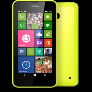 Lumia 630 雙卡雙待