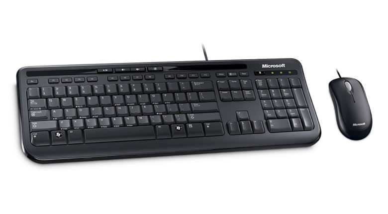 Microsoft Wired Desktop 600 Keyboard Mouse Black Usb For Business : wired desktop 600 microsoft accessories ~ Russianpoet.info Haus und Dekorationen