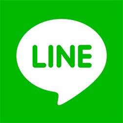 Line app tile