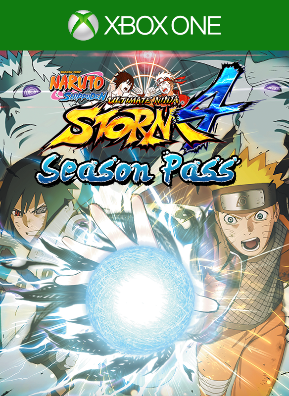 NARUTO STORM 4 - Season Pass