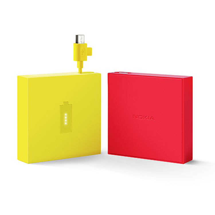 Nokia Universal Portable USB Charger DC-18 colours