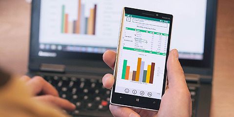 Lumia för företag