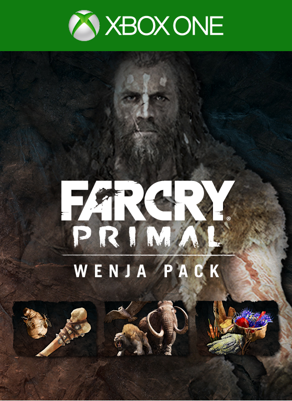 Far Cry Primal ⎼ Wenja Pack
