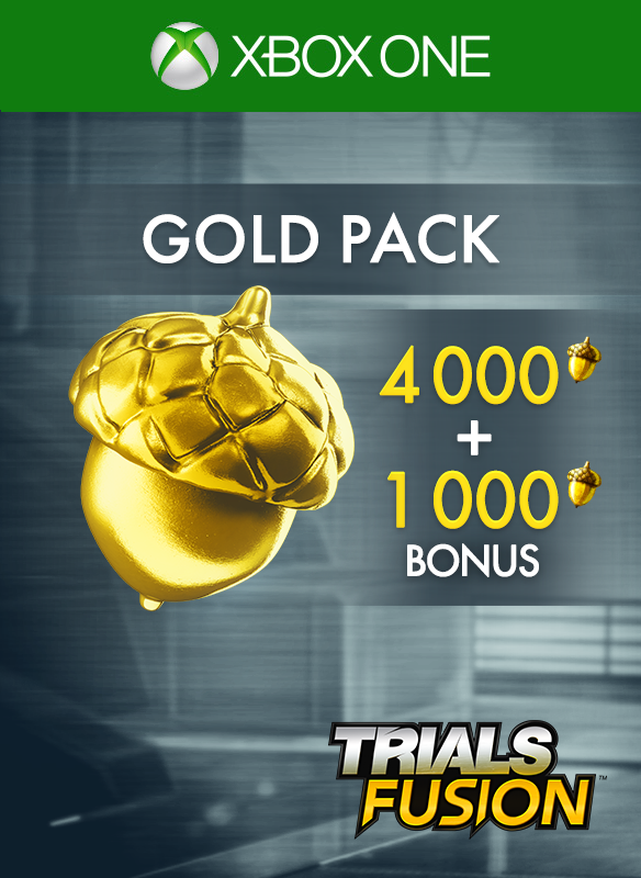 Trials Fusion Gold Pack