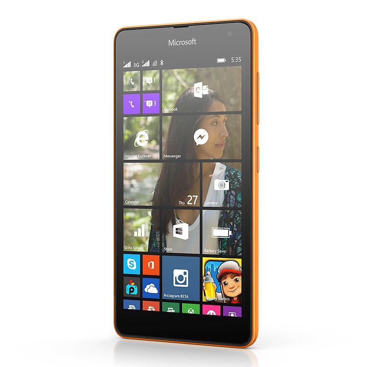microsoft lumia 535 dual sim windows 10 update something feel