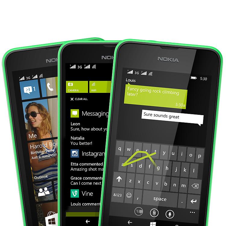 Nokia Lumia 530 DSM