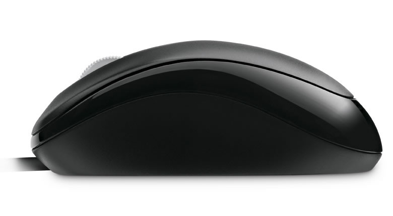 Compact Optical Mouse for Business