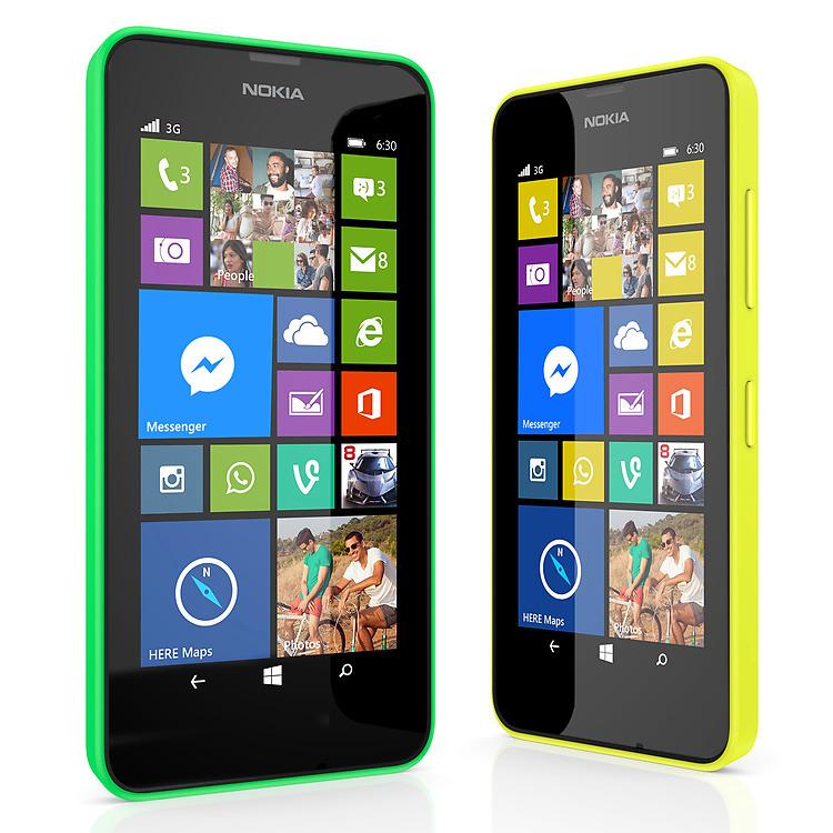 Nokia Lumia 630 – Apps