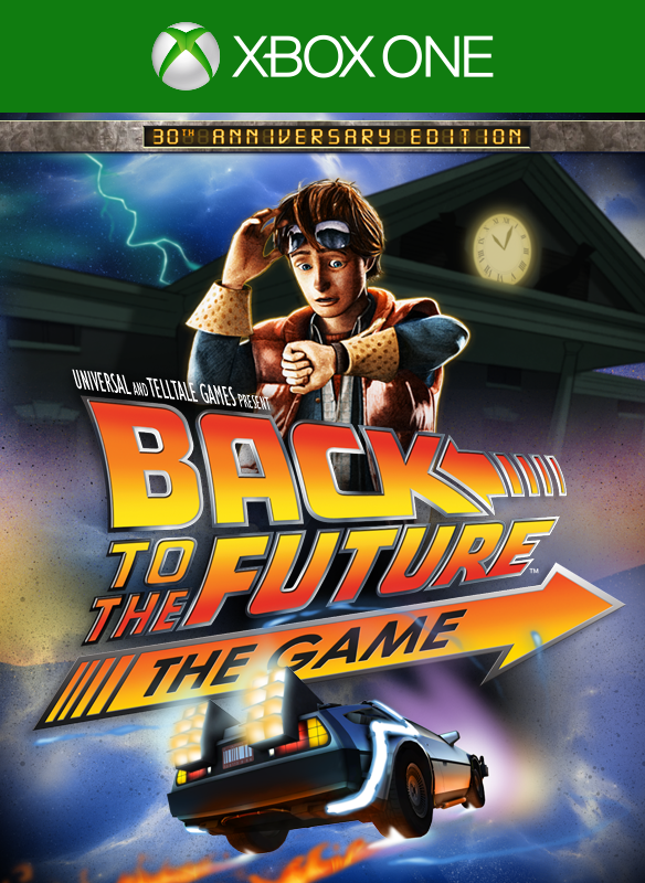 Back to the Future: The Game ⎼ 30th Anniversary Edition
