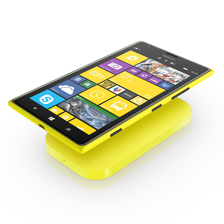 Base di ricarica portatile wireless Nokia DC-50 compatibile con Qi
