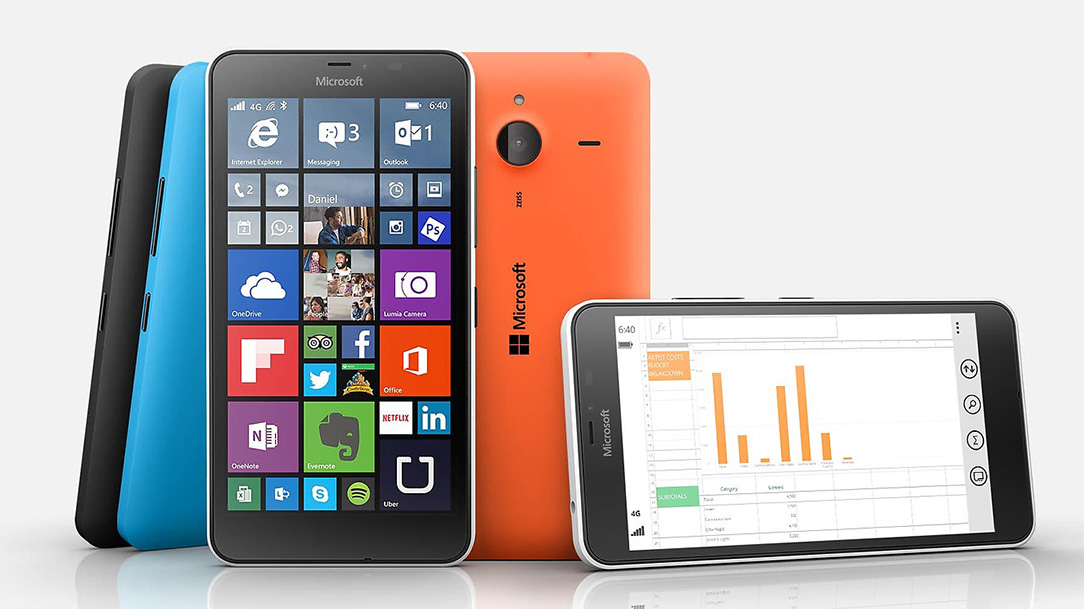 Lumia 640 XL LTE