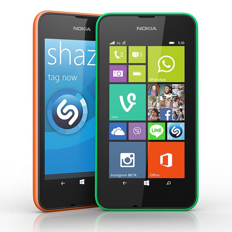 Aplicaciones del Nokia Lumia 530