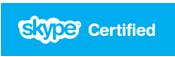 Certificat pentru Skype