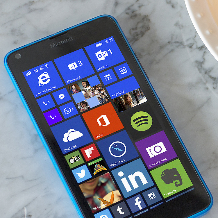 Microsoft Lumia 640 LTE - Smartphones - Microsoft - Global