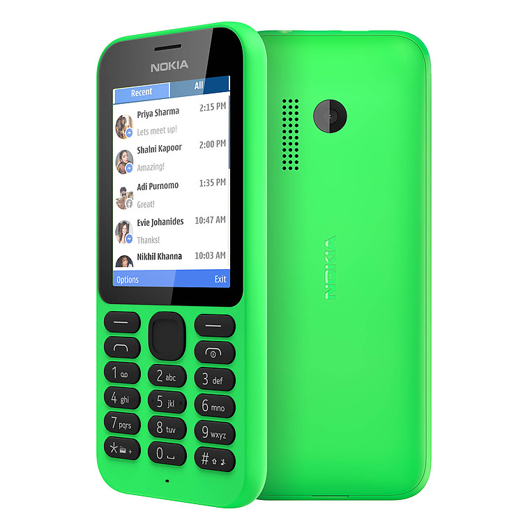 Nokia 215 Internet