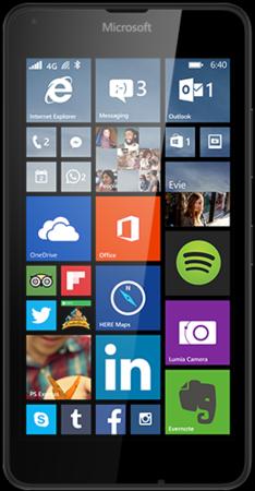 Lumia 640 LTE