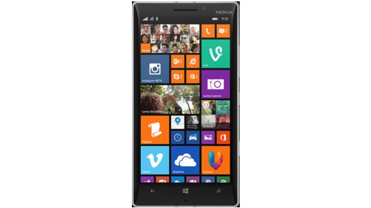 Nokia NOKIA LUMIA 930 FRONT