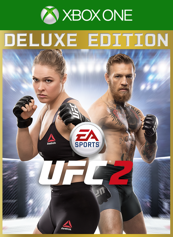 UFC2 Deluxe