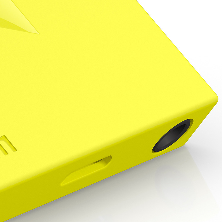 Nokia Bluetooth Stereo Headset BH-121 comes in bright colours and iconic clip-on design