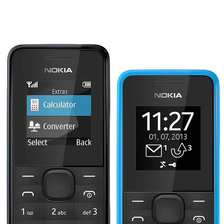 Nokia 105 resistente