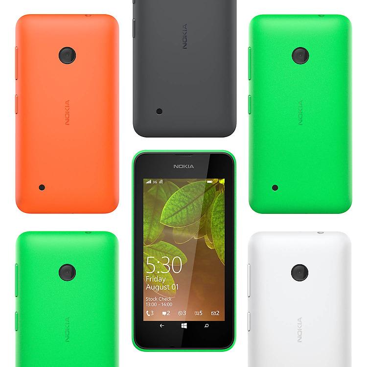 Coques Lumia 530