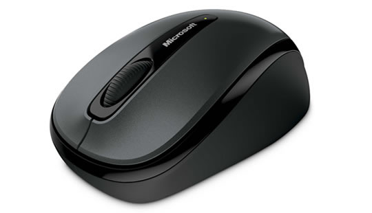 Wireless Mobile Mouse 3500《無線行動滑鼠 3500》