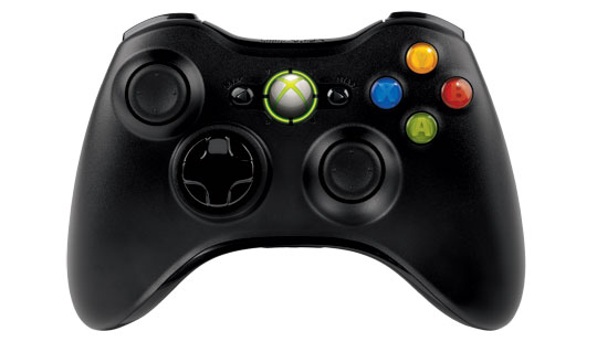 Xbox 360 Wireless Controller for Windows《Windows 專用 Xbox 360 無線控制器》