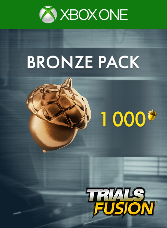 Trials Fusion Bronze Pack