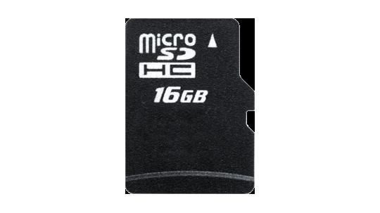 Meer info Nokia 16 GB microSDHC-kaart