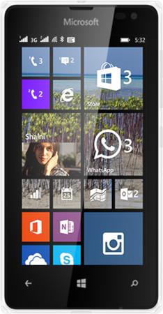 Nokia LUMIA-532-DSIM-SPECS-WHITE