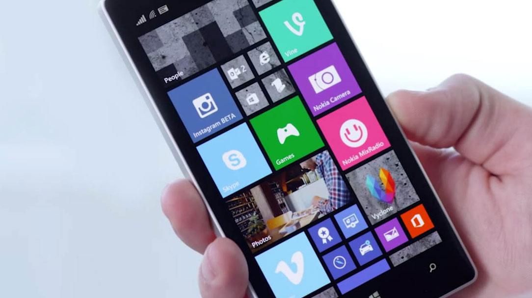 Nokia Lumia 930 Demo.
