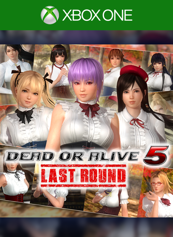 DOA5LR High Society Costume Set