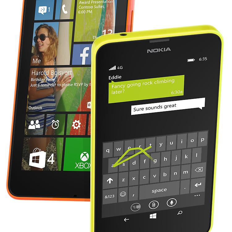 Lumia 635 Latest Windows Phone features