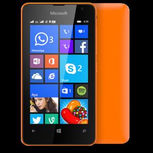 Lumia 430 雙卡雙待