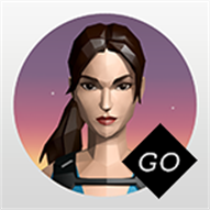 Lara Croft Go app tile