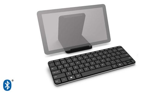 Wedge Mobile Keyboard 《Wedge 行動鍵盤》