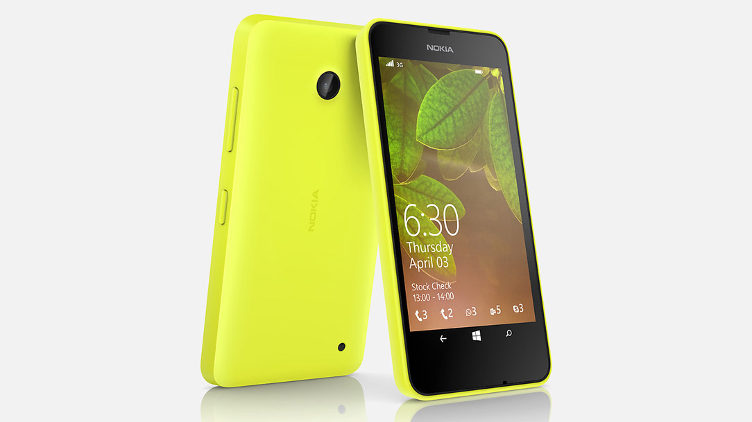 Nokia Lumia 630 hero2
