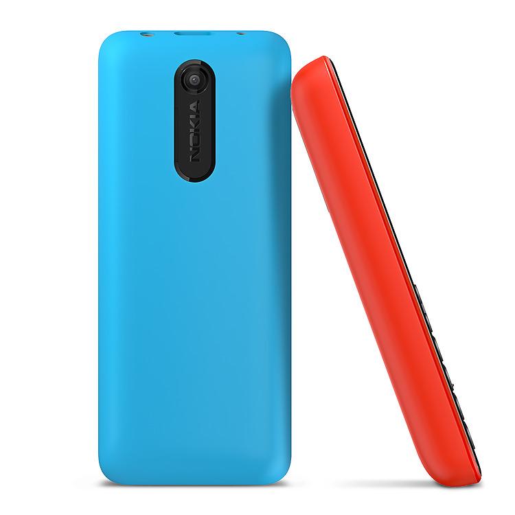Nokia 108 - lange batterijduur
