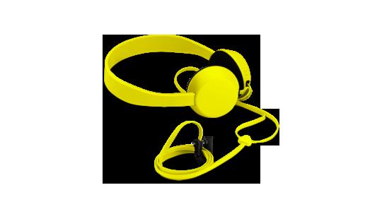 Saznajte više o Slušalice Coloud Knock za Nokiju