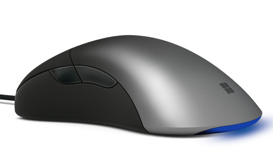 Microsoft Pro IntelliMouse in Black