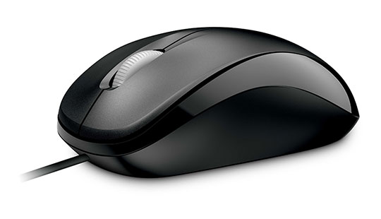 Compact Optical Mouse 500 《光學精靈滑鼠 500》